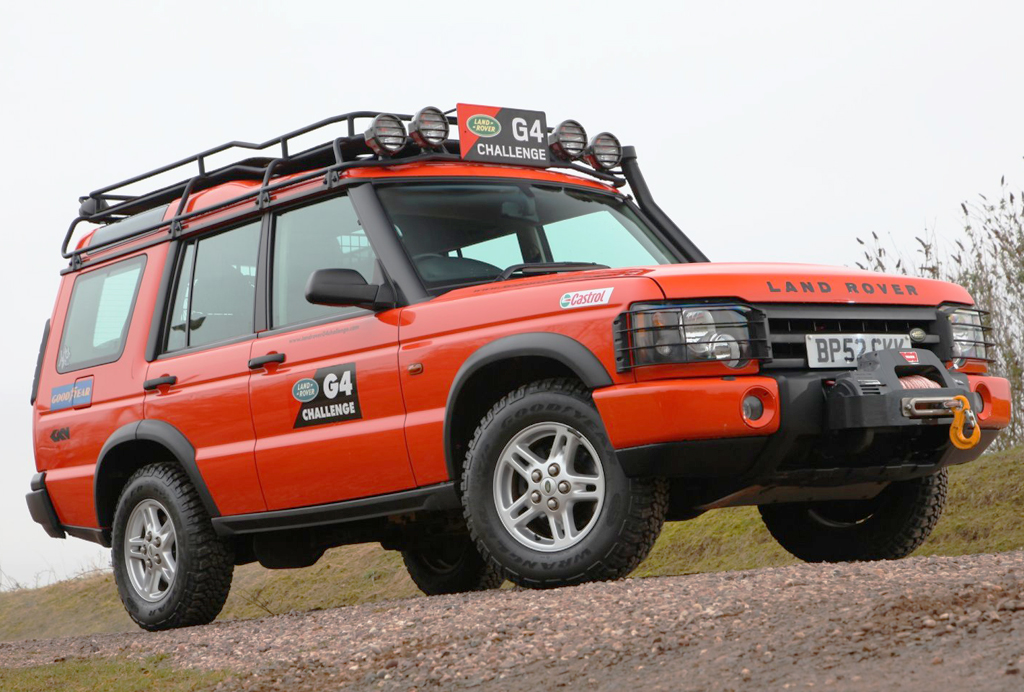 2003 land rover discovery se #3
